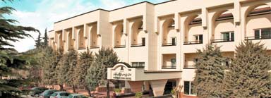 Parsian Evin Hotel Booking