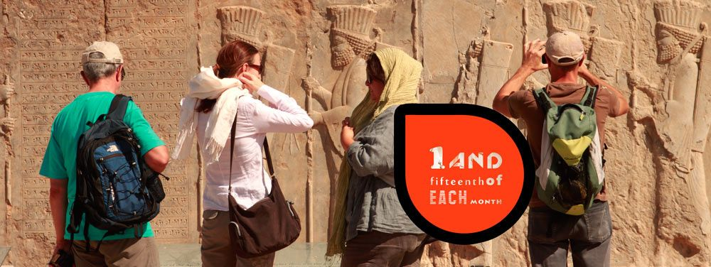 7 Days Iran group tour